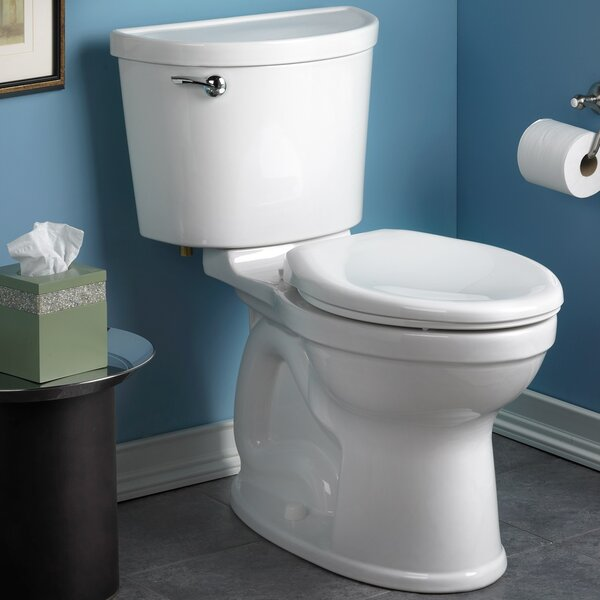 Champion Pro Right Height 1.28 GPF Elongated Two-Piece Toilet by American Standard