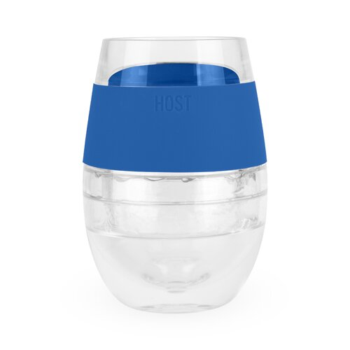 Freeze 9 oz. Plastic Double Wall Glass by HOST