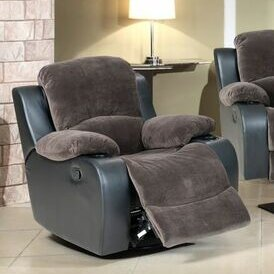 Santiago Manual Recliner by Beverly Fine Furniture