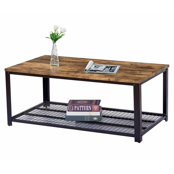 Creline Coffee Table by Williston Forge