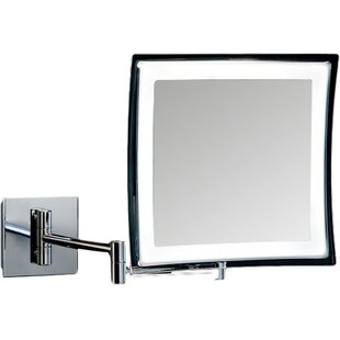 Great choice Spiegel Battery Operated Makeup Bathroom/Vanity Mirror By WS Bath Collections