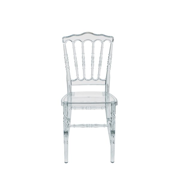 Trip Polycarbonate Stacking Chair by House of Hampton