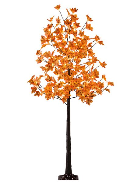 Pre-Lit 120 Light  Maple Tree by Lightshare