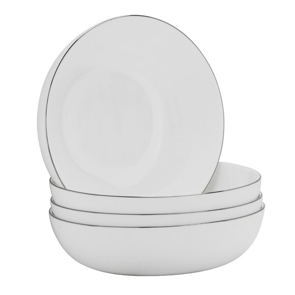 27 oz. Coupe Cereal Bowl (Set of 4) by Ten Strawberry Street