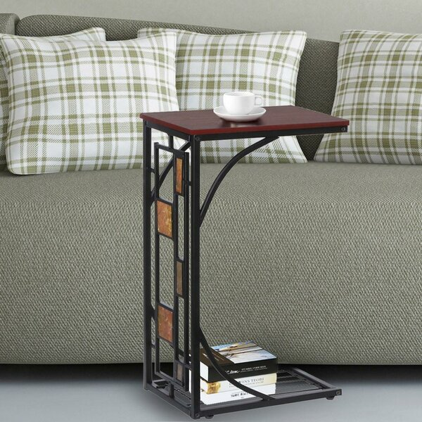 Mohamed End Table By Winston Porter