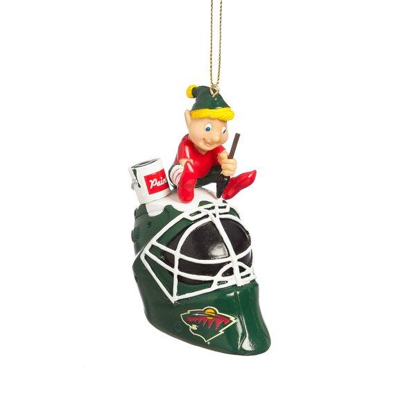 NHL Elf Ornament by Evergreen Enterprises, Inc