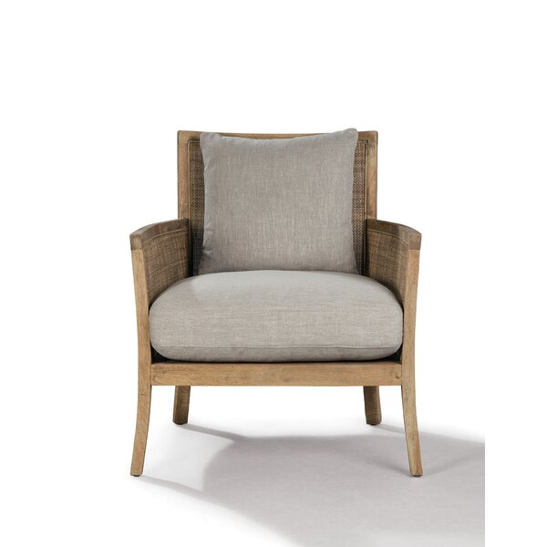 Budde Armchair By Bungalow Rose Great price