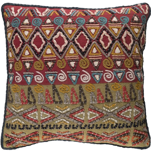 Nyah Lumbar Pillow by World Menagerie