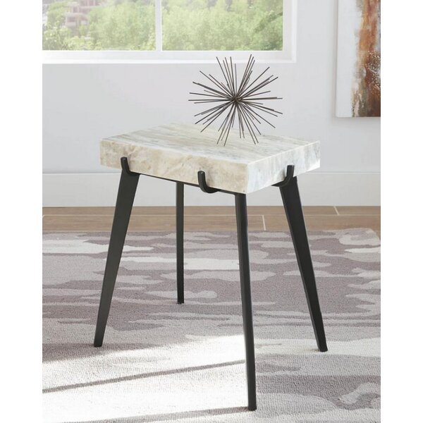 Asuka End Table By Brayden Studio