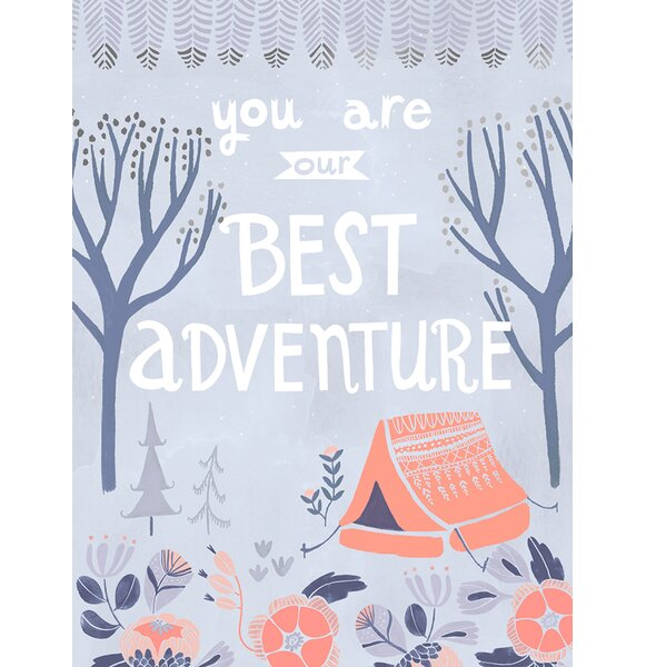You are Our Best Adventure by Rae Ritchie Canvas Art by Oopsy Daisy