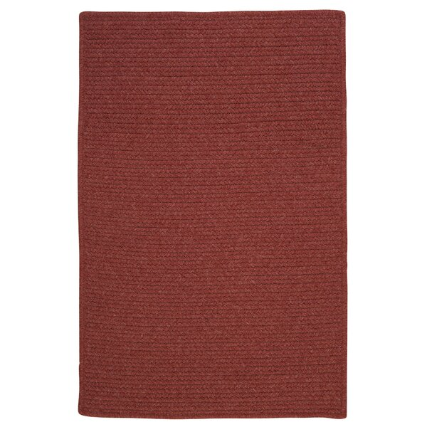 Westminster Rosewood Area Rug by Colonial Mills