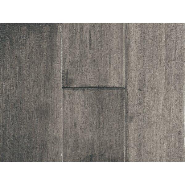 Park Pecan 4.5 Solid Hardwood Flooring in Gray by Albero Valley