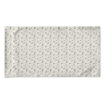 Best Selling Elgin Floral Pillowcase Ebern Designs Size Standard Color Ivory Accuweather Shop