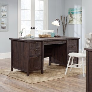 Bargain Michigamme Executive Desk By Gracie Oaks