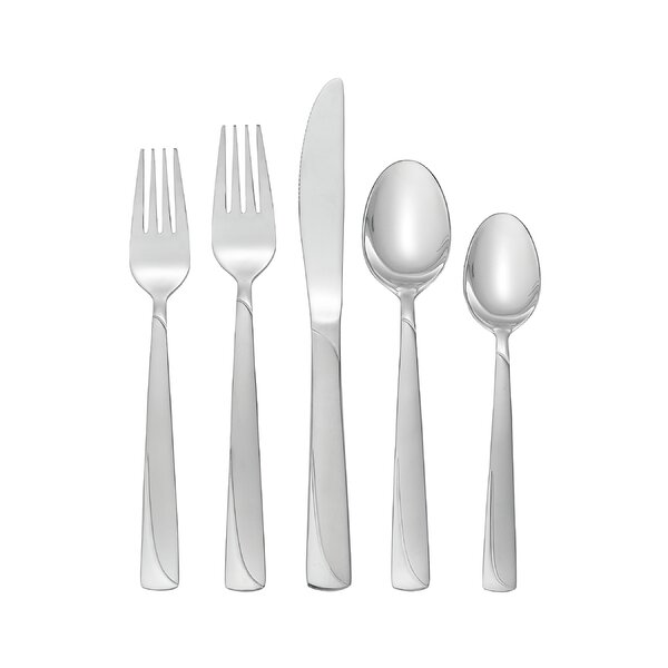 Madeline 74 Piece Flatware Set by Oneida