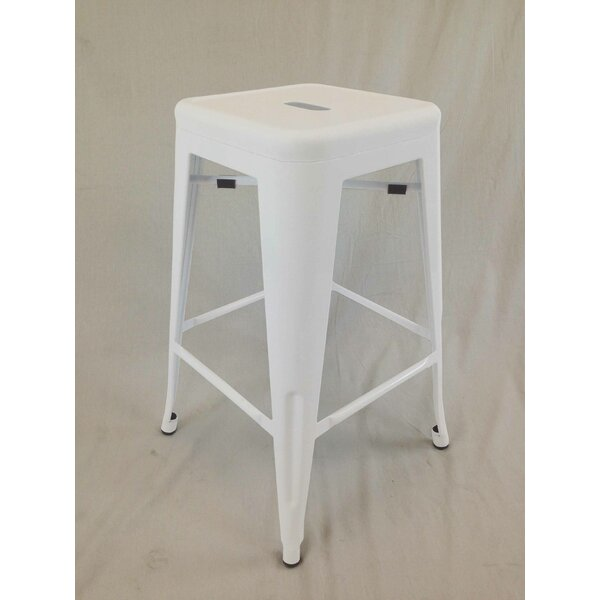 Abron 30 Bar Stool (Set of 4) by Brayden Studio