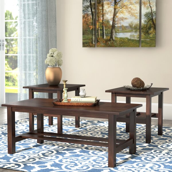Harmonsburg 3 Piece Coffee Table Set By Red Barrel Studio