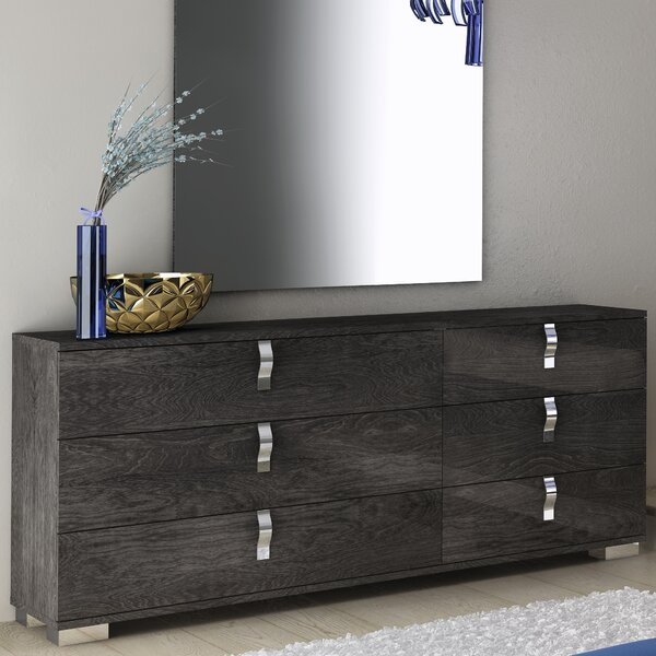 Turin 6 Drawer Dresser by Ivy Bronx