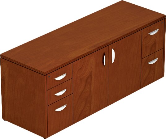 Ventnor 2 Door Credenza by Offices To Go