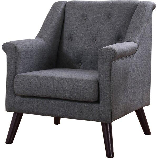 Mucha Armchair By Gracie Oaks