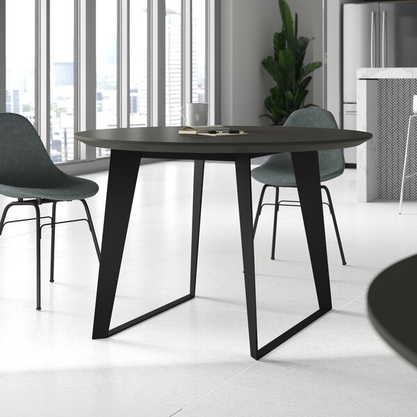 Edwin 47-inch Round Pedestal Table by Upper Square Upper Square™