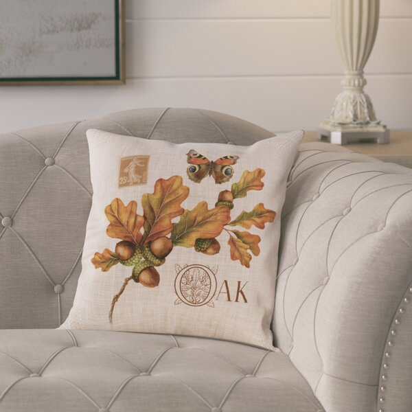 Chadbury Pillow Cover by August Grove