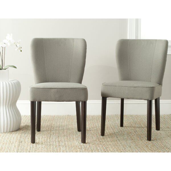 Schulman Side Chair (Set of 2) by Ivy Bronx