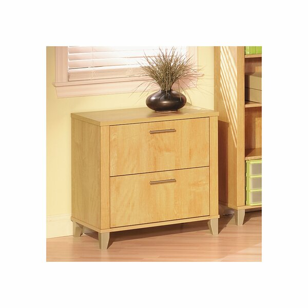 Chase 2-Drawer Lateral Filing Cabinet by Red Barrel StudioChase 2-Drawer Lateral Filing Cabinet by Red Barrel Studio