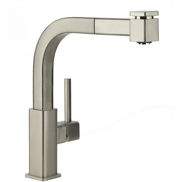 Avado Pull Out Single Handle Kitchen Faucet by Elkay