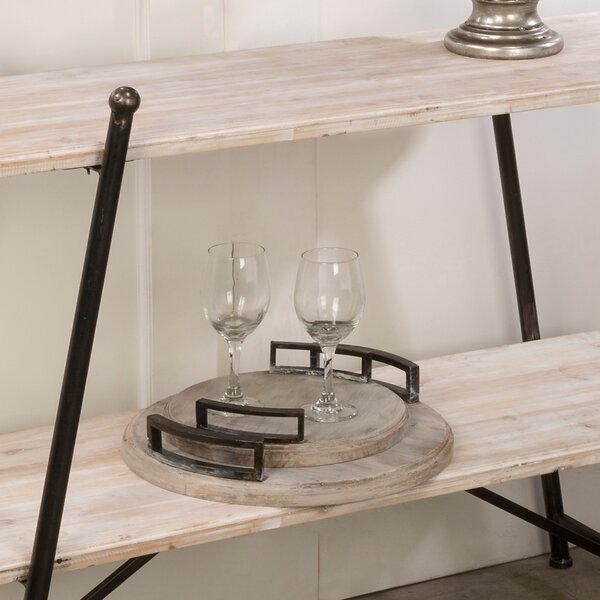 Woolbright Round 2 Piece Serving Tray Set by Millwood Pines