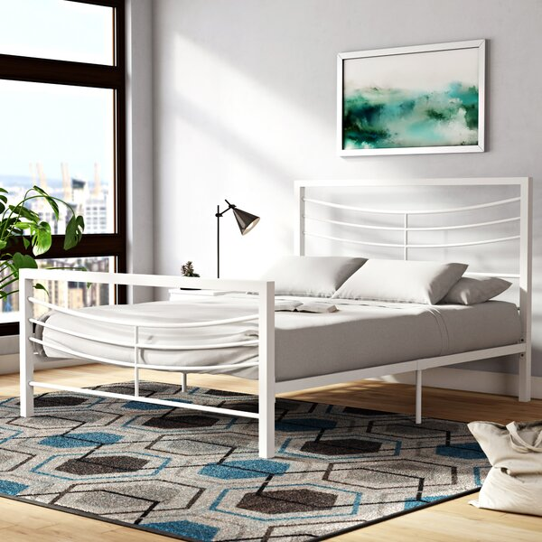 Haney Platform Bed by Ebern Designs