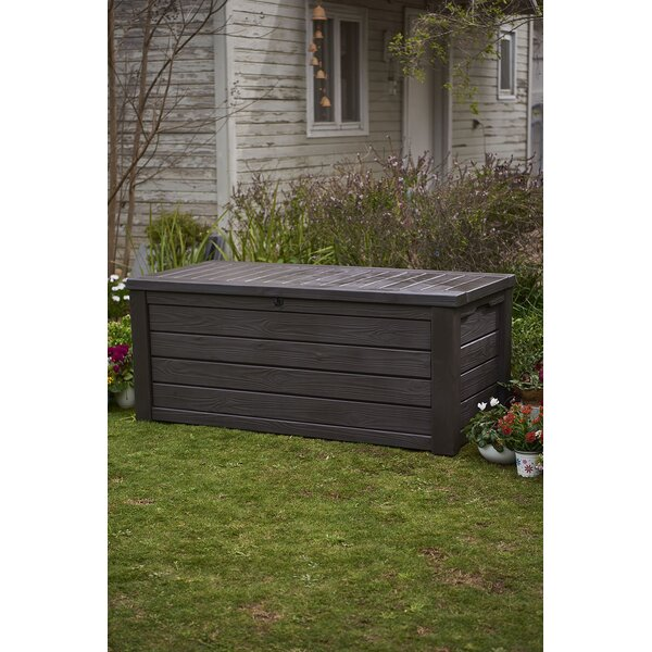 Westwood 150 Gallon Resin Box By Keter.