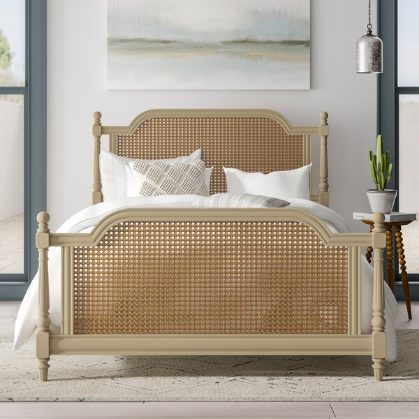 Meaghan Standard Bed by Mistana