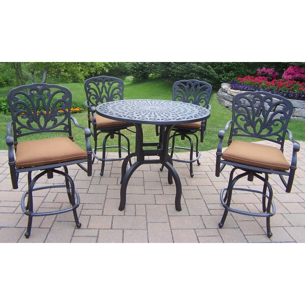 Bosch 5 Piece Bar Height Dining Set By Darby Home Co