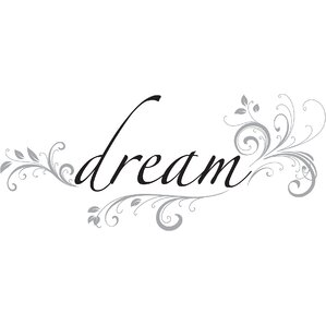 Dream Wall Decor wall decals you'll love | wayfair