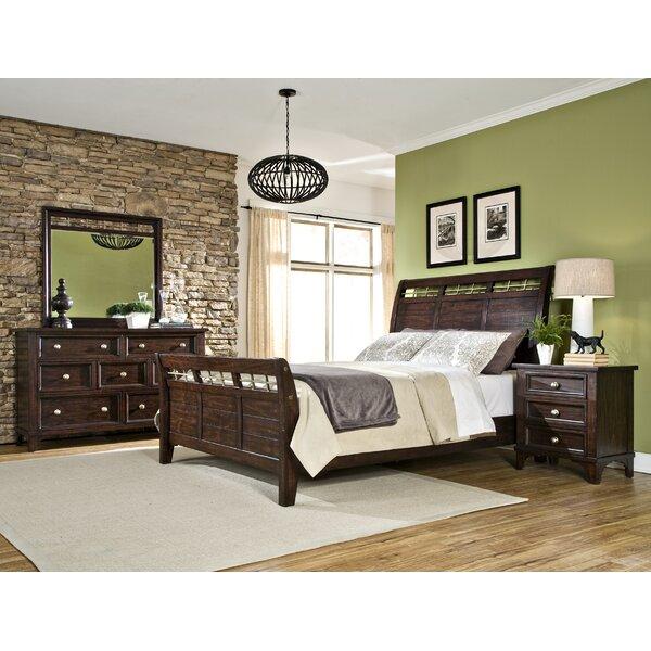 Haven Sleigh Configurable Bedroom Set by Imagio Home by Intercon