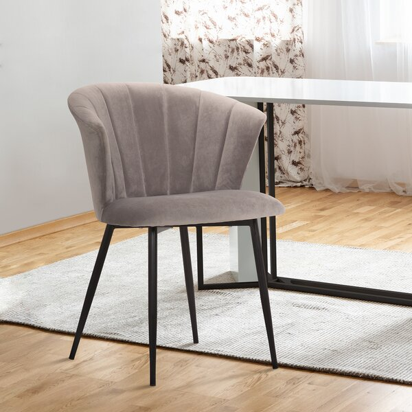 Branscome Upholstered Dining Chair by Wrought Studio