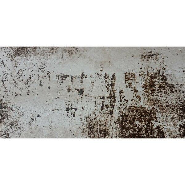 Chemistry 12 x 24 Porcelain Metal Look/Field Tile in Brown by Emser Tile