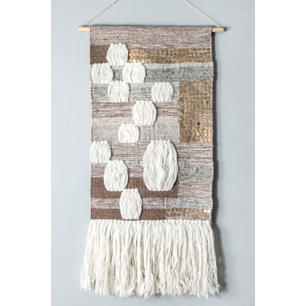Hand Woven Tapestry and Wall Hanging by Bungalow Rose