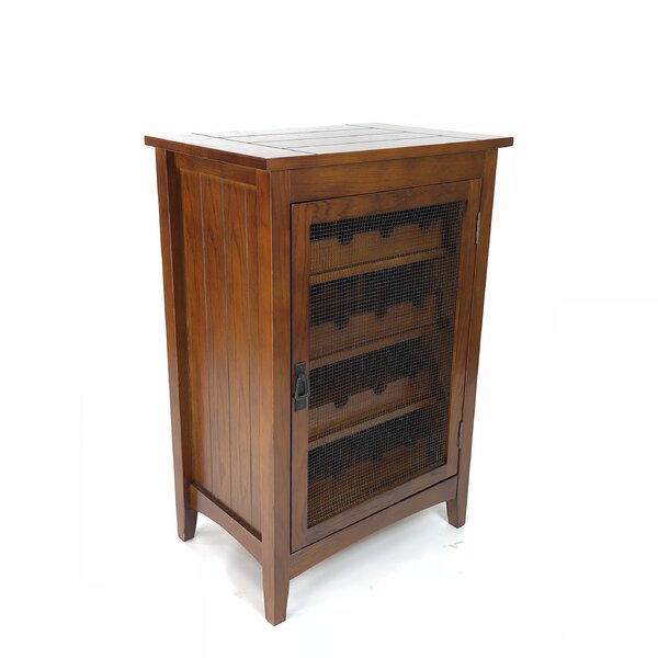 Volya Hugo Wine Bar Cabinet by Millwood Pines