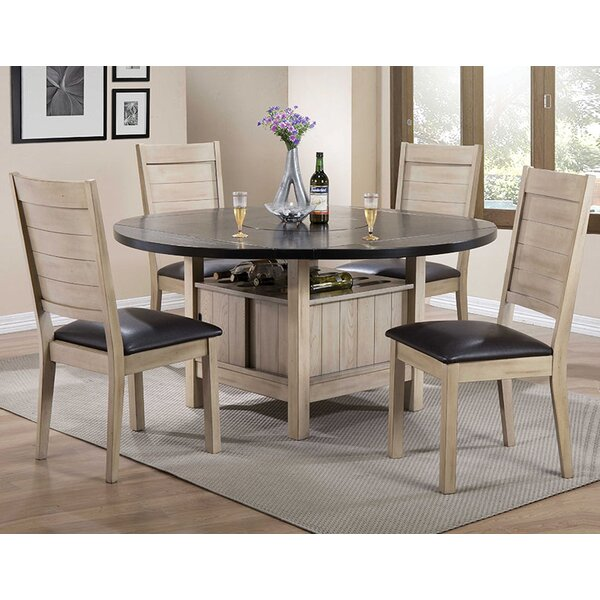 Spicer Extendable Dining Table by Loon Peak