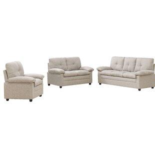 Rollox Living Room Set by Winston Porter