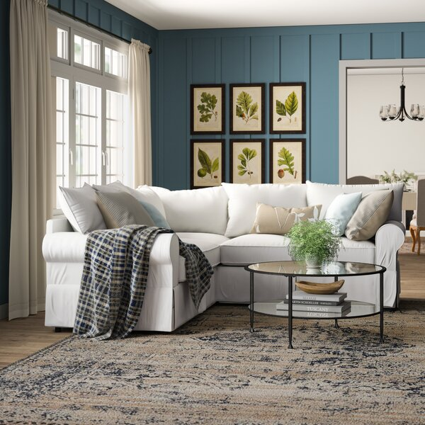 Jameson Upholstered Symmetrical Sectional by Birch Lane™ Heritage