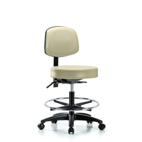 Abagail Bench Height Adjustable Lab Stool