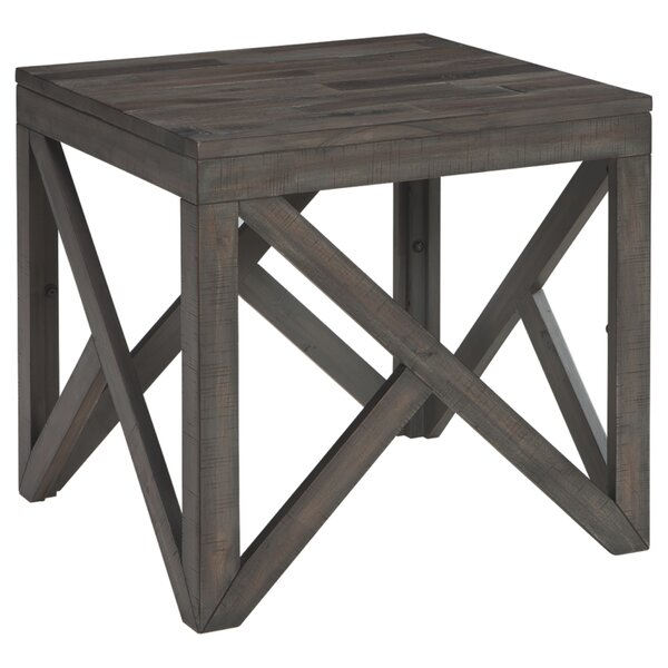 Billingsley End Table By Williston Forge