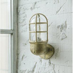 Great Price Rockdale Nautical 1-light Outdoor Sconce By Cocoweb