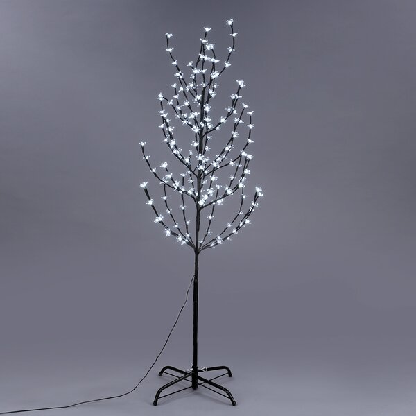 Light Branch Floor Tree by The Holiday Aisle