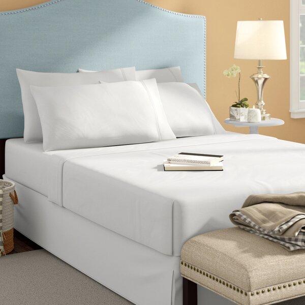Burkeville Nanotex Cool Comfort Sheet Set by Greyleigh