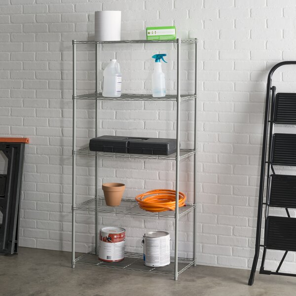 Barry Etagere Bookcase By Rebrilliant