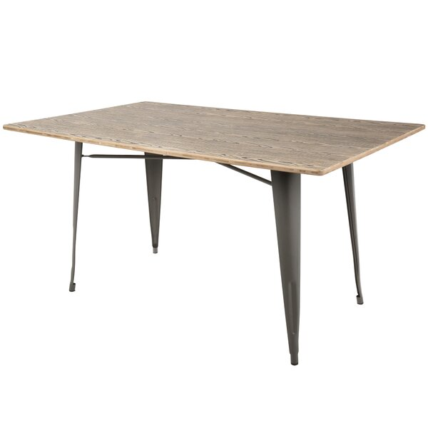 Claremont 59'' Dining Table by Union Rustic